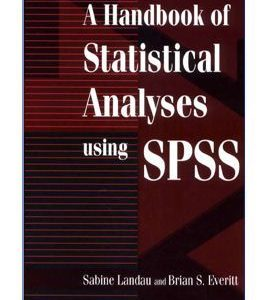 هندبوک تحلیل های آماری با استفاده از SPSS