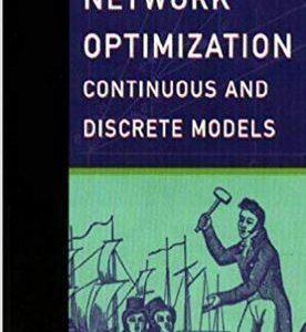 بهینه سازی شبکه: مدل های پیوسته و گسسته