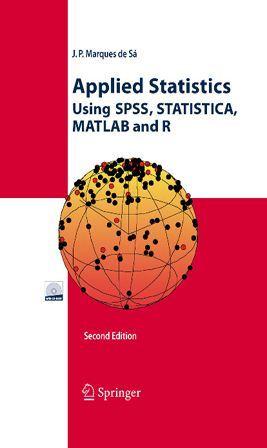 آمار کاربردی با استفاده از SPSS، STATISTICA، MATLAB و R