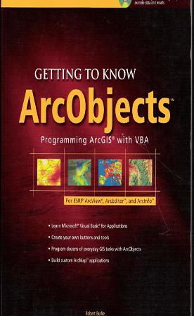 آشنایی با ArcObjects