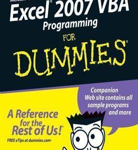 برنامه نویسی در اکسل 2007 به زبان ساده
