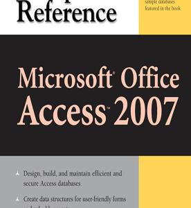 آموزش اکسس 2007